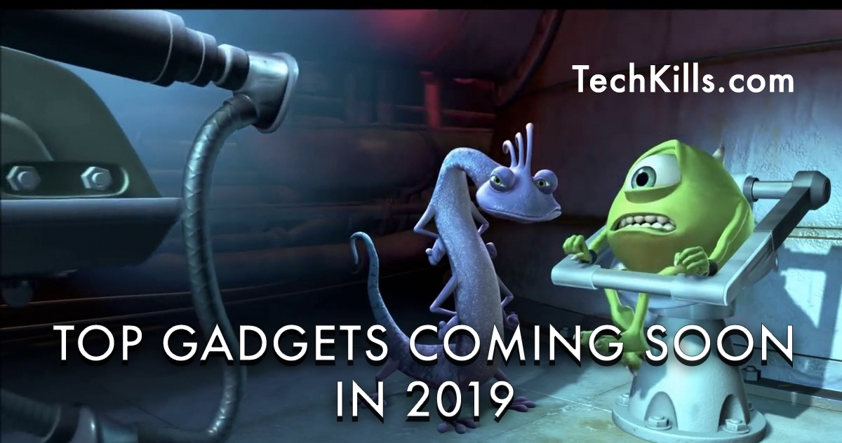 top gadgets coming soon