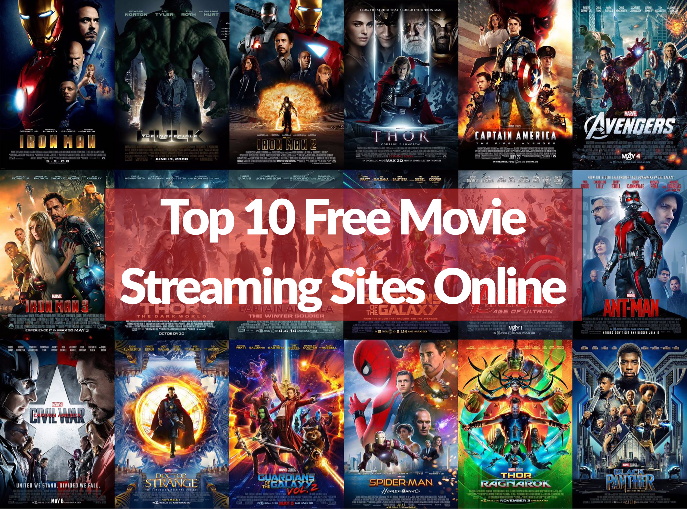 best streaming sites